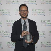 Tommaso Faelli Legalcommunity Awards 2015