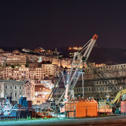 ©Luca Campigotto, Genoa, 2014